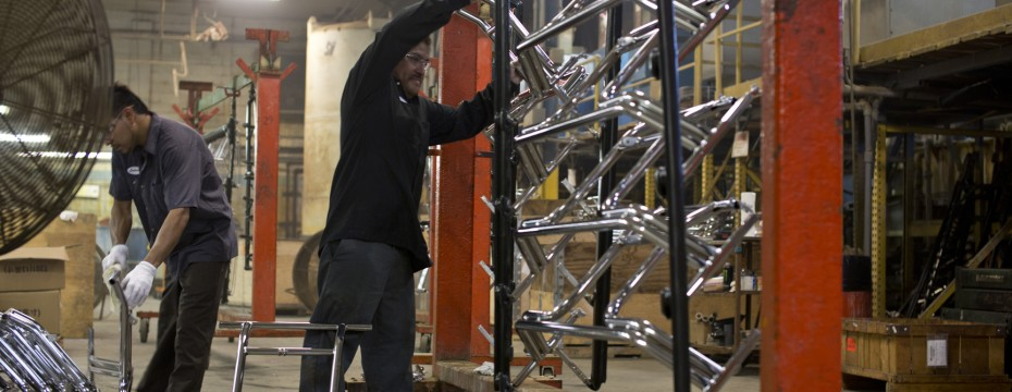 Reliable Plating Works | Chrome Plating in Milwaukee
